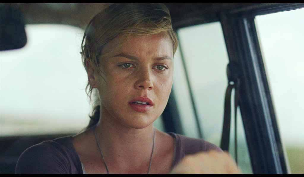 a profile picture of a girl driving a car on David Riker's film The Girl